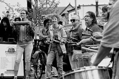Street performers (autoworks31) Tags: xpro1 fujifilm jazzfest drums jazz ottawavalley ottawa hintonburg