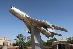 MiG-19 Jet Monument