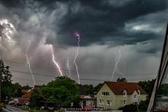 Thunderbolt (fotos_by_toddi) Tags: fotosbytoddi voerde niederrhein nrw nordrhein westfalen wolken clouds cloudy germany gewitter donner blitz thunder thunderbolt lightning blitze deutschland kreiswesel sony sonya7 sonyalpha7 sky alpha a7 alpha7 unwetter gewitterzelle zelle stimmung mai balkon