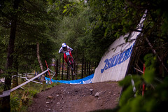 UCI Downhill Fort Bill 2018 Sunday-4 (BobsterMedia) Tags: mtb world cup fort william bill uci mountain bike cycle nevis range ben