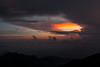 Mountain Sunset (3) (beeldmark) Tags: komagane silhouette bergen natuur zonsondergang lucht japan nagano hemel miyadamura jpn kisogomagatake 木曽駒ヶ岳 中央アルプス 日本アルプス japanalps chuoalps sunset sky landscape dusk schemering 日本 beeldmark