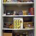Organized ammunition