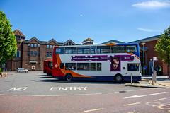 Trident T-side (mangopearuk) Tags: uk unitedkingdom england hampshire bus buses publictransport transit stagecoach stagecoachsouth stagecoachinthesouthdowns stagecoachhampshire portsmouth southsea havant adl alexanderdennis