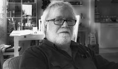 Jag själv, Kamgatan 14, Göteborg, Sverige, 2018-05-14. (Roland Berndtsson) Tags: 2018 ejfamiljemedlem familjemedlem göteborg jagsjälv kamgatan14 land människa namngiven svartvitt sverige år