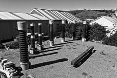 Worship modernity? (jkotrub) Tags: newzealand travel steam steampunk metal weld art architecture building explore