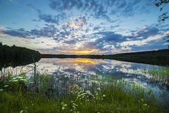 _C3A1892 (harri.hedman) Tags: harrihedman harrihadman landscape lake nightsky eveningsun sunset canoneos5dmarkiii powershot g1x