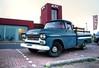 Chevrolet Apache 32 Fleetside (Skylark92) Tags: nederland netherlands holland noordholland northholland purmerend kfc verzetslaan chevrolet apache 32 fleetside be2051 1959 v6 manual