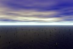 Sea mines