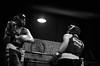 30426 - Dodge (Diego Rosato) Tags: boxe boxelatina boxing puglato ring incontro match bianconero blackwhite nikon d700 2470mm tamron rawtherapee dodge schivata pugno punch hook gancio