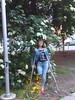 amp-1621 (vsmrn) Tags: amputee woman crutches onelegged