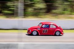 Speed (Vinicius_Ldna) Tags: 6743 race racing panning velocidade corrida autodromo racetrack vw bug beetle fusca vermelho red canon 70200 londrina brazil