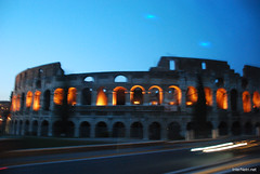 Нічний Рим, Італія InterNetri Italy 096