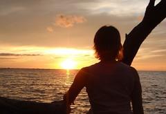 Sun Kissed from Heavens  ... (Mr. Happy Face - Peace :)) Tags: hawaii sun sky cloud love mood ocean tree candid art2018 usa glow maui sea h2o paradise beach