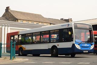 SCNL 22888 @ Lancaster bus station