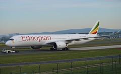 """Gheralta Mountains"" Ethiopian Airlines ET-AUB Airbus A350-941 cn/120 @ EDDF / FRA 02-05-2018 (Nabil Molinari Photography) Tags: gheraltamountains ethiopian airlines etaub airbus a350941 cn120 eddf fra 02052018"