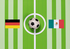 Deutschland gegen Mexiko bei der Fußball-Weltmeisterschaft 2018 (marcoverch) Tags: mexico flag russia weltmeisterschaft fusballwm 2018 ball fifa germany football russland soccer worldcup stripe streifen fun spas cute niedlich fusball illustration special besondere baby vector vektor birthday geburtstag graphicdesign grafikdesign card karte love liebe noperson keineperson celebration feier design arrival ankunft shower dusche little wenig greeting grus vacation hiking memorialday exposure bay mono star island national japan deutschlandgegenmexiko fusballweltmeisterschaft2018