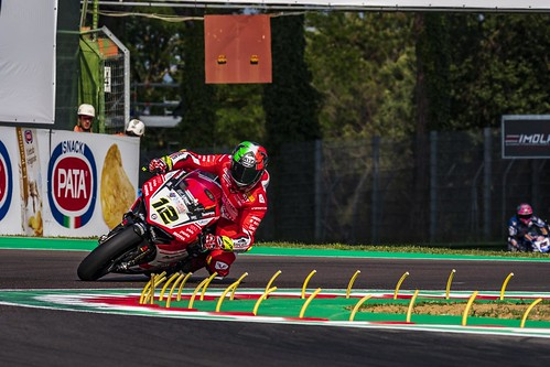 """WSBK Imola 2018 • <a style=""""font-size:0.8em;"""" href=""""http://www.flickr.com/photos/144994865@N06/41645106184/"""" target=""""_blank"""">View on Flickr</a>"""