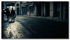 Shadows walk (João Cruz Santos) Tags: night nightphotography nightstreetphotography street streetphotography lisbon lisboa portugal fujian35mmf17 fujian