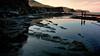 Long shadows (Miradortigre) Tags: coast shore mar sea australia nsw sydney cliff