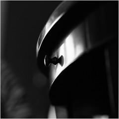 Lovely Commode (Thomas Listl) Tags: thomaslistl blackandwhite biancoenegro noiretblanc square light lightandshadow interior desk commode budapest dark mood 100mm