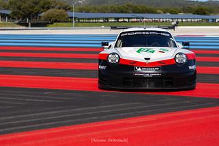 Porsche 911 RSR GTE Pro