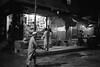 Girl On Phone (wajadoon) Tags: pakistan lahore punjab shop street night men city pepsi seller buyer trade