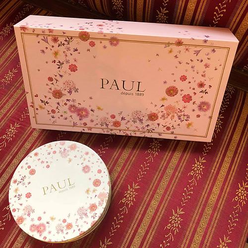 PAUL,杜樂麗花園,手工喜餅,孚日盛宴