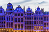 Brussels; Grand Place (drasphotography) Tags: brussels brüssel bruxelles architecture architektur grand place oldtown blue hour travel travelphotography reise reisefotografie marktplatz fassade drasphotography nikon d810 nikkor2470mmf28 urban city cityscape