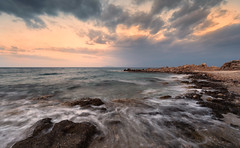 Sunset in Crete (Wim Boon Fotografie) Tags: crete wimboon sunset greece griekenland canoneos5dmarkiii canonef1635mmf4lisusm leelandscapepolariser leefilternd06 leefilternd09softgrad