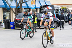 (L-R) Daniel Oss and Peter Sagan in King City (Ray's Professional Cycling Page) Tags: cycling race sport bikes wielrennen cyclisme racing fietsen sports cyclismo bicycle pcg
