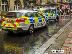Ford Focus estate Glasgow 2016 (seifracing) Tags: british transport police ford focus estate glasgow 2016 seifracing spotting security emergency europe rescue recovery traffic trucks cars cops car vehicles seif photography photographe