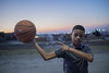 You ready (Rushay) Tags: african background ball basketball finger holding kid pointing portelizabeth southafrica sport