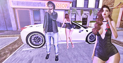 @Egozy , @Fashionnatic (Sweet Fashion Girl and Boy) Tags: body maitreya lara head catwa catya skin egozy ivy hair doux lee clothing fashionnatic evita shoes blueberry pixie gacha accessorie pose focus couple car men signature gianni skell letre hugo shape killmonger vango billy uber blazer etham cole fameshed jeans complex ripped denim medium sneakers versov jumpov gift accessories necklace mandala tempura key sunglasses kauna safety cigarete reve obscura frustation straydog