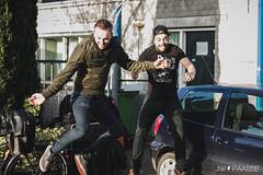 Wildebeast - Recording (2017) (JWPaasse) Tags: studio musicstudio music guitar singer bass drums utrecht wildebeast punkrock