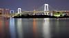 9L1A9537 (vicjuan) Tags: 20180521 日本 japan 東京都 tokyo 港区 minato お台場 東京港連絡橋 レインボーブリッジ rainbowbridge 橋 bridge 東京湾 東京タワー tokyotower