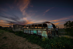 The Malta Bus (glank27) Tags: malta bus transport wreck rural canon eos 5d mk iv ef 1635mm f4l karl glanville europe gem national maltese buses zejtun