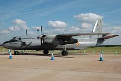 Romanian Air Force An-26 810 (Craig S Martin) Tags: aircraft airplane aviation romanian air force antonov an26 810 turboprop romanianairforce