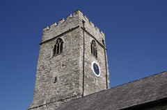 Grey Tower (Sundornvic) Tags: ow church churches stpetroc grey granite ancient historic