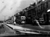 img291 (Höyry Tulivuori) Tags: india 1970 street life people cars monochrome men women child 70s vintage seventies temple city country индия улица чернобелое автомобиль дома народ быт