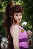 Megara cosplayer at ExCeL London's MCM Comic Con, May 2018 (Gordon.A) Tags: london docklands londondocklands excel excellondon excellondonexhibitioncentre moviecomicmedia mcm con convention comicbookconvention comiccon mcmcomiccon mcmlondon comicconlondon comicconlondonexcel 2018 may2018 mcm2018 creative costume culture lifestyle style megara meg disney hercules cosplay cosplayer cosplayportrait cosplayphotography festival event eventphotography amateur pose posed portrait portraitphotography streetportrait streetphotography colourportrait colourstreetportrait naturallight naturallightportrait canon eos canoneos750d digital sigma sigma50100mmf18dc