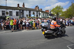 Tour de Yorkshire 2018 Stage 4 (407) (rs1979) Tags: tourdeyorkshire yorkshire cyclerace cycling motorbikes motorbike tourdeyorkshire2018 tourdeyorkshire2018stage4 stage4 skipton craven northyorkshire highstreet