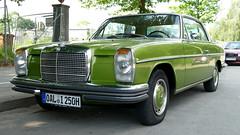 Mercedes /8 Coupe (vwcorrado89) Tags: mercedes 8 coupe benz mercedesbenz w114 w115 w 114 115 c115 c114 c ce citrusgrün citrusgreen