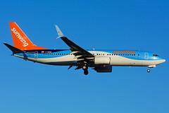 C-GEWO (Sunwing Airlines) (Steelhead 2010) Tags: sunwingairlines tuifly thomsonairways boeing b737 b737800 yyz creg cgewo gtawo