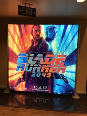 Entertainment, Blade Runner 2049, Backlit Graphics with T3 System