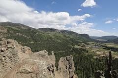 Mineral County Scenic Overlook (Bill Jacomet) Tags: co colorado travel trip drive 2018 mineral county scenic overlook treasure falls