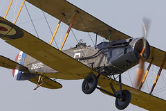 Bristol Fighter (Bernie Condon) Tags: bristol f2 fighter military warplane vintage preserved classic ww1 reconnaissance biplane rfc royalairforce raf bomber multi role royalflyingcorps brisfit biff uk british shuttleworth collection oldwarden airfield airshow display aviation aircraft plane flying 100yearsoftheroyalairforceairshow