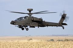 ZJ168_WAH-64Apache_BritishArmy_SPTA (Tony Osborne - Rotorfocus) Tags: agustawestland leonardo wah64 ah64 apache longbow british army air corps salisbury plain training area spta exercise pashtun jaguar