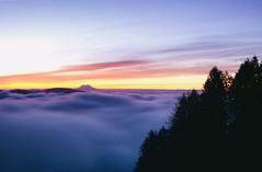 Saddle Up (gwendolyn.allsop) Tags: sunrise saddle mountain oregon d5200 coastal range mt st helens view outdoors morning dawn hike