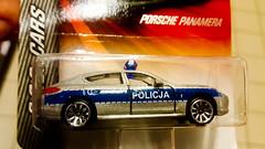 Policja (Kevin Borland) Tags: europe suwałki poland suwałkiplaza toy car