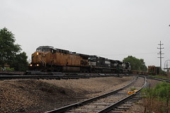 UP 6588 (CC 8039) Tags: up ns trains ac44cw sd70m2 c449w sterling illinois